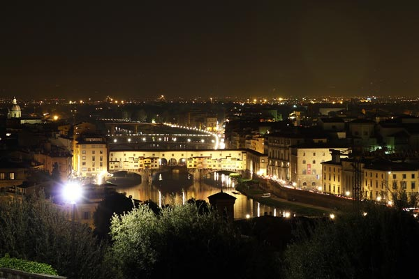 Firenze time lapse