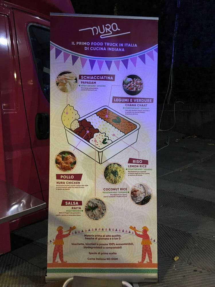 infografica Nura roll-up