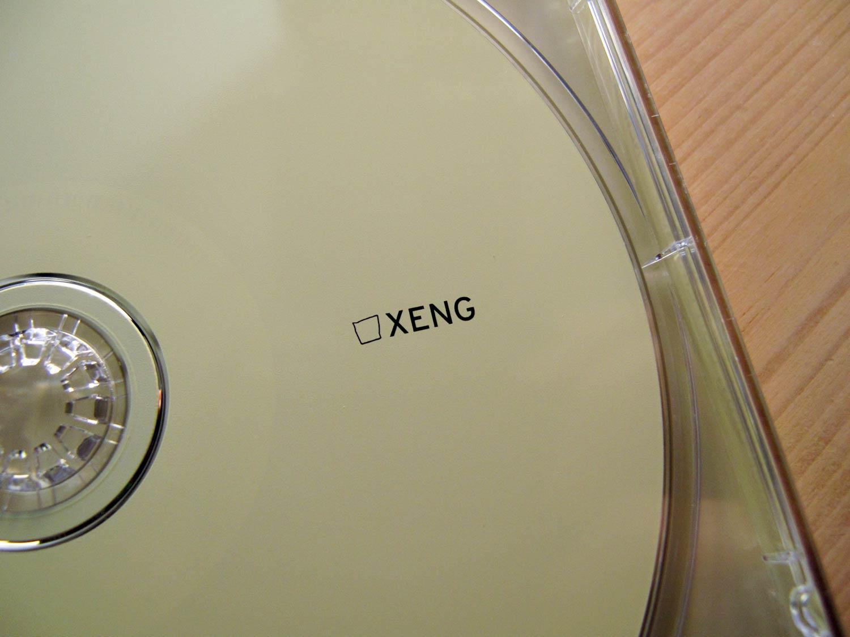 Xeng Logo