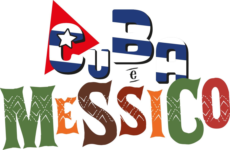 Piazza dei popoli 2021 - lettering Cuba e Messico